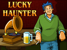 Игровой автомат Lucky Haunter на зеркале