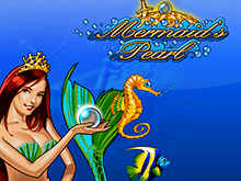 Mermaid's Pearl - играть в онлайн казино