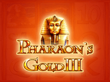 Pharaohs Gold III на сайте онлайн казино