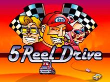 Игровые автоматы зеркало 5 Reel Drive