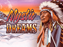 Mystic Dreams в казино Вулкан Платинум для слотхантеров